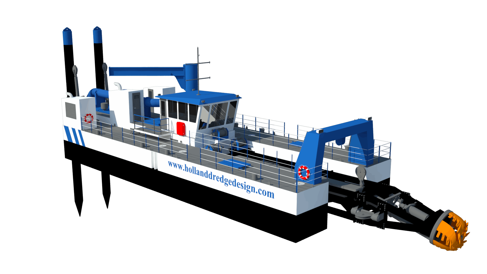 Holland Dredge Design - Dredging & More