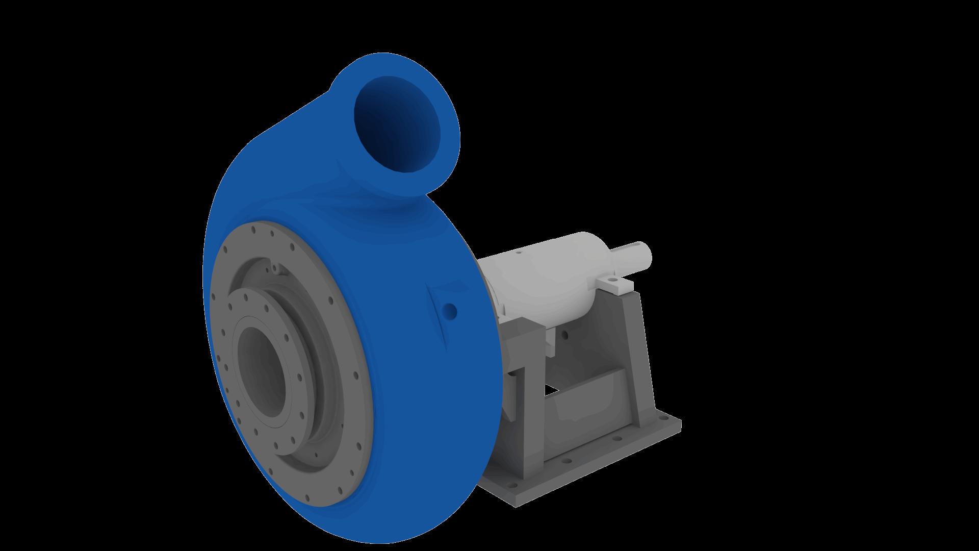 Holland Dredge Design - Dredge Pumps